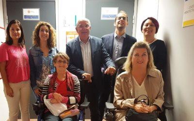 La Fundación para el Transporte Adaptado de Gran Canaria alcanza 22.700 servicios y 900 usuarios